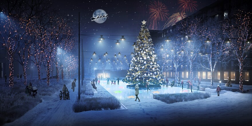 Image may contain tree snow and outdoor