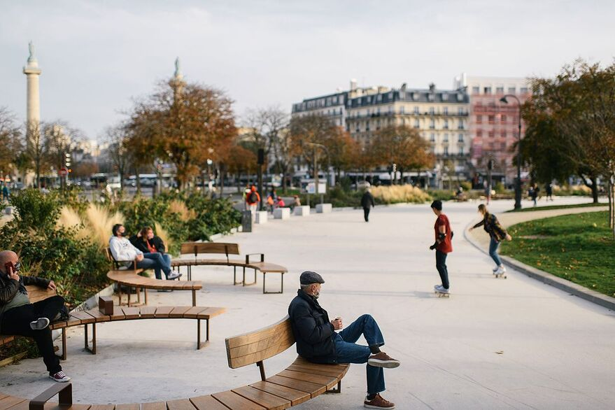relates to The 15-Minute City—No Cars Required—Is Urban Planning's New Utopia