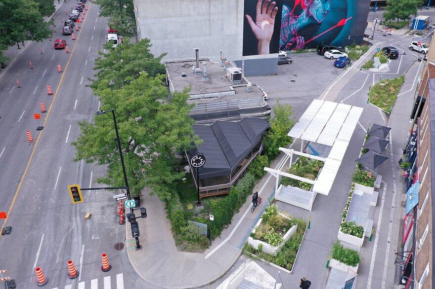 Vue densemble Terrain vendre Montral Le Plateau-Mont-Royal Montral le 4801 Rue Saint-Denis 14199180 - Centrisca
