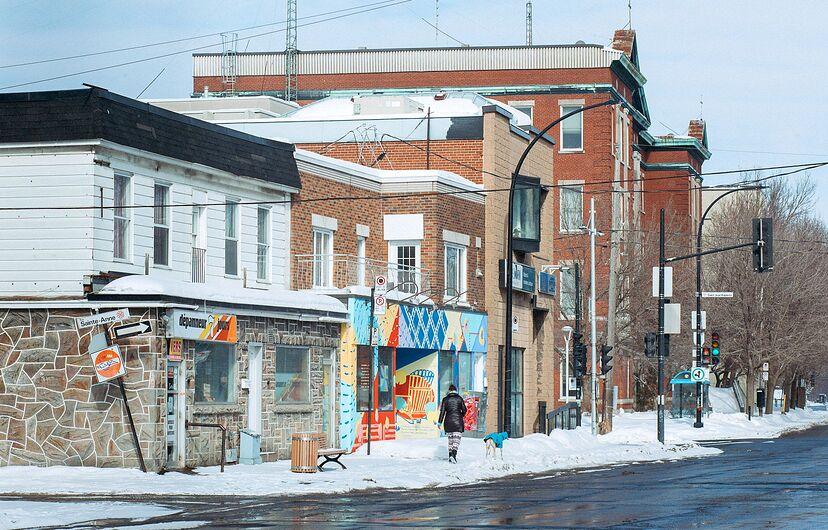 Le projet Courtepointe, rue Notre-Dame Est, a pour but de guider la Société de développement Angus quant aux besoins de la communauté dans son projet de construction de logements et de commerces dans le Vieux-Pointe-aux-Trembles.