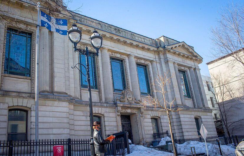 Bibliothèque et Archives nationales du Québec (BAnQ) est encore propriétaire de l'édifice de style Beaux-Arts, dessiné par l'architecte Eugène Payette (1874-1959).