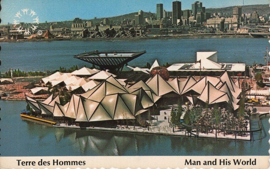 Vous souvenez-vous d'Expo 67 ?