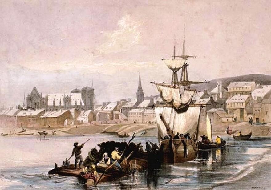 1840 Montréal, 1840