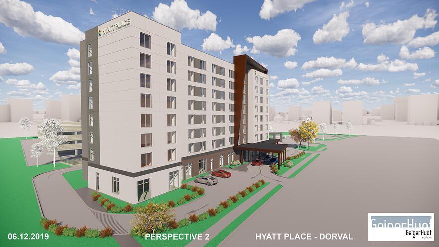 HYATT-Place-Dorval-_-Perspective-2