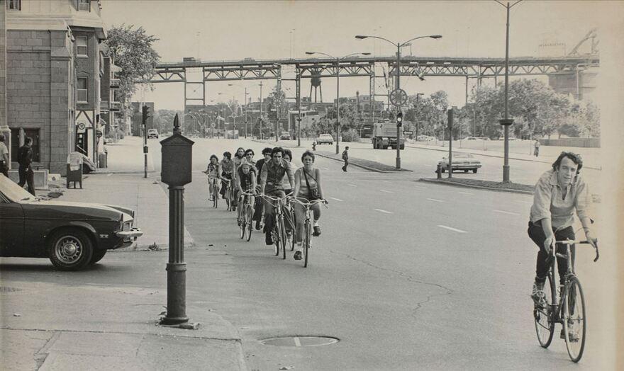 1980v vélo PierreFoglia Dorchester vE depuis Visitation