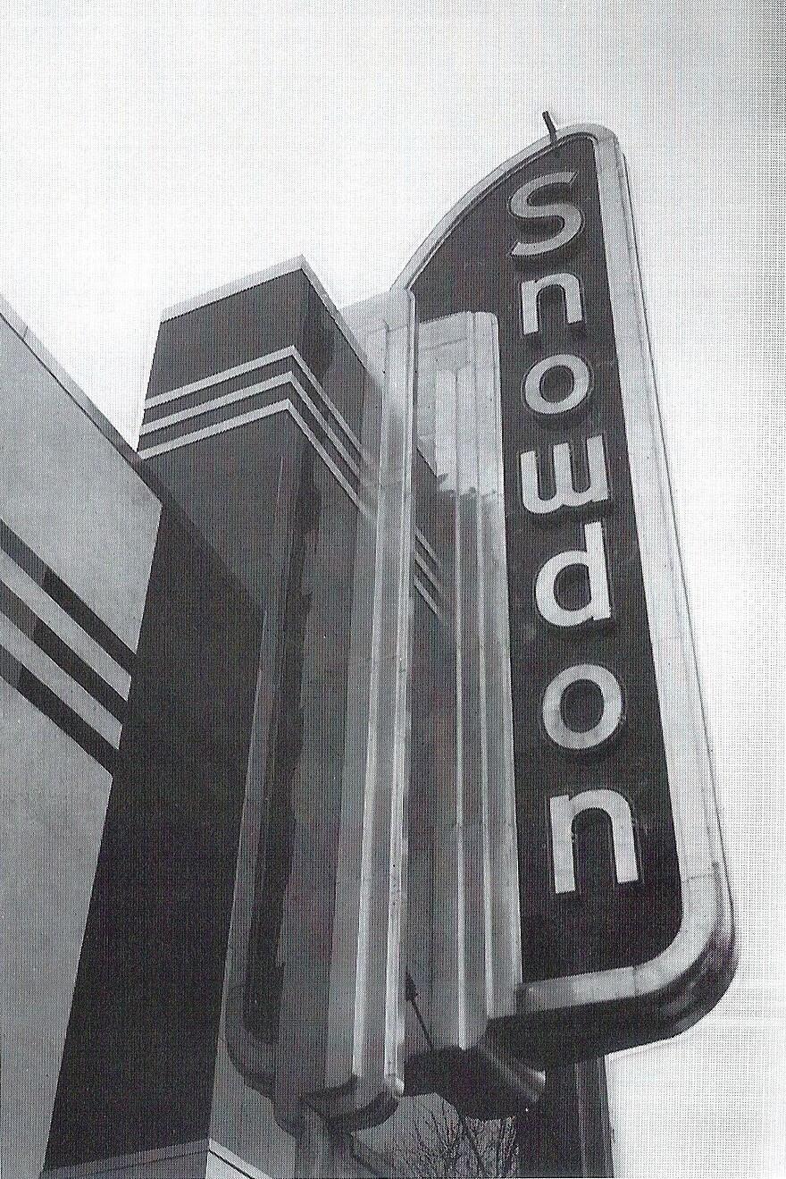 1940s enseigne th.Snowdon MtlMov.Pal.