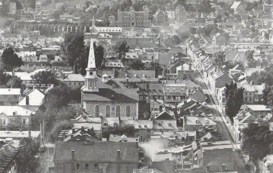1872 ég.Presbytérienne faubourg StLaurent