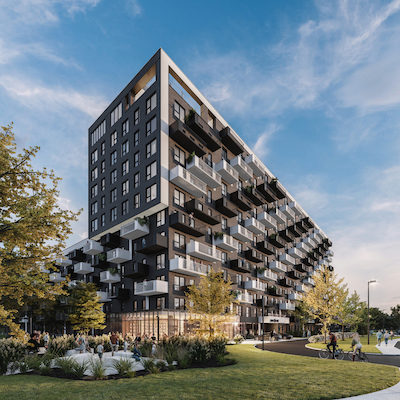 IMAGE Montreal-based developer Matre Carr has debuted its new rental housing brand Mellem in Brossard Que Courtesy Matre Carr