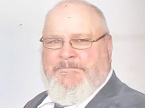 NAMUR- December 4, 2020. Namur mayor Gilbert Darrel.