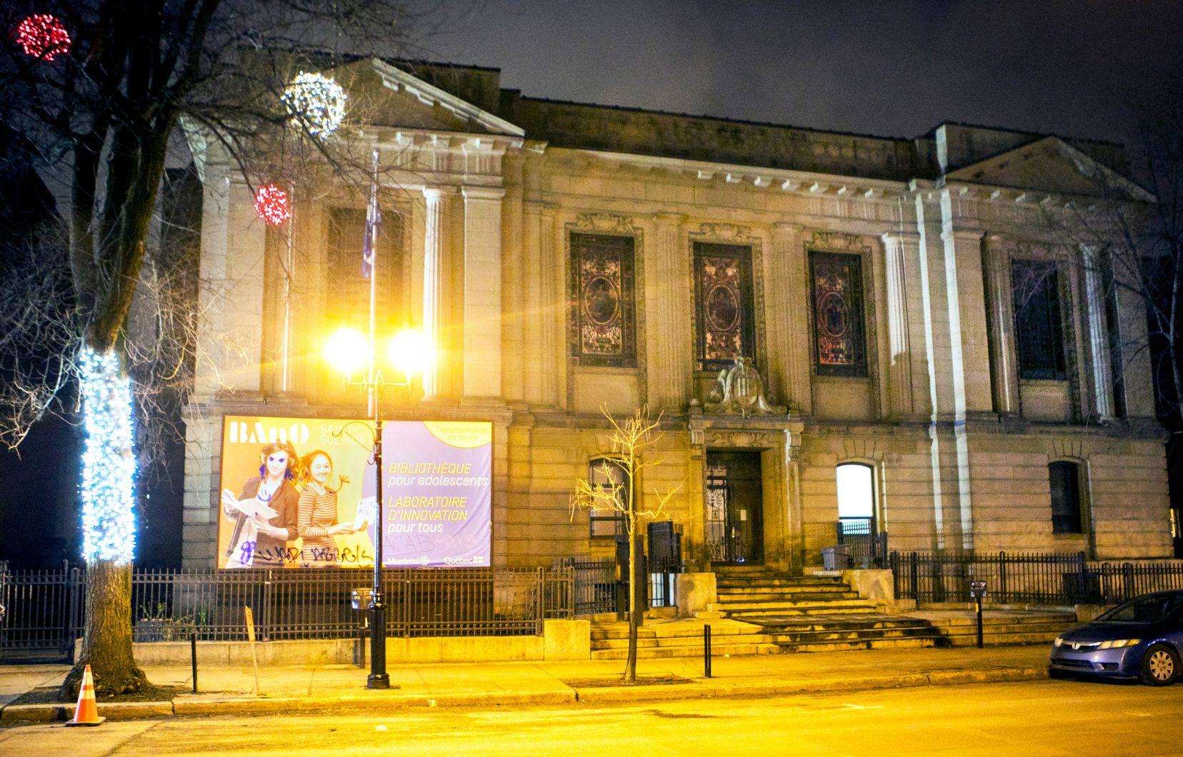 Le plan de transformation de la bibliothèque Saint-Sulpice a été abandonné.