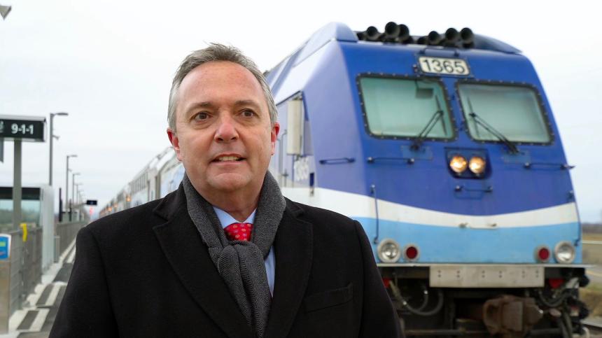 Transport en commun: quel avenir pour le train de banlieue du Grand Montréal?
