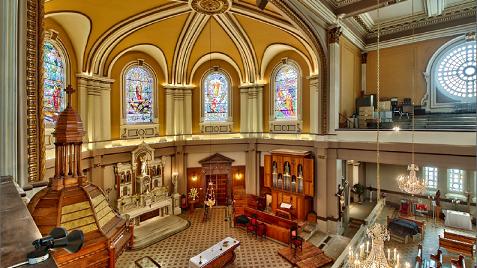 L'église Très-Saint-Rédempteur n'a toujours pas trouvé preneur