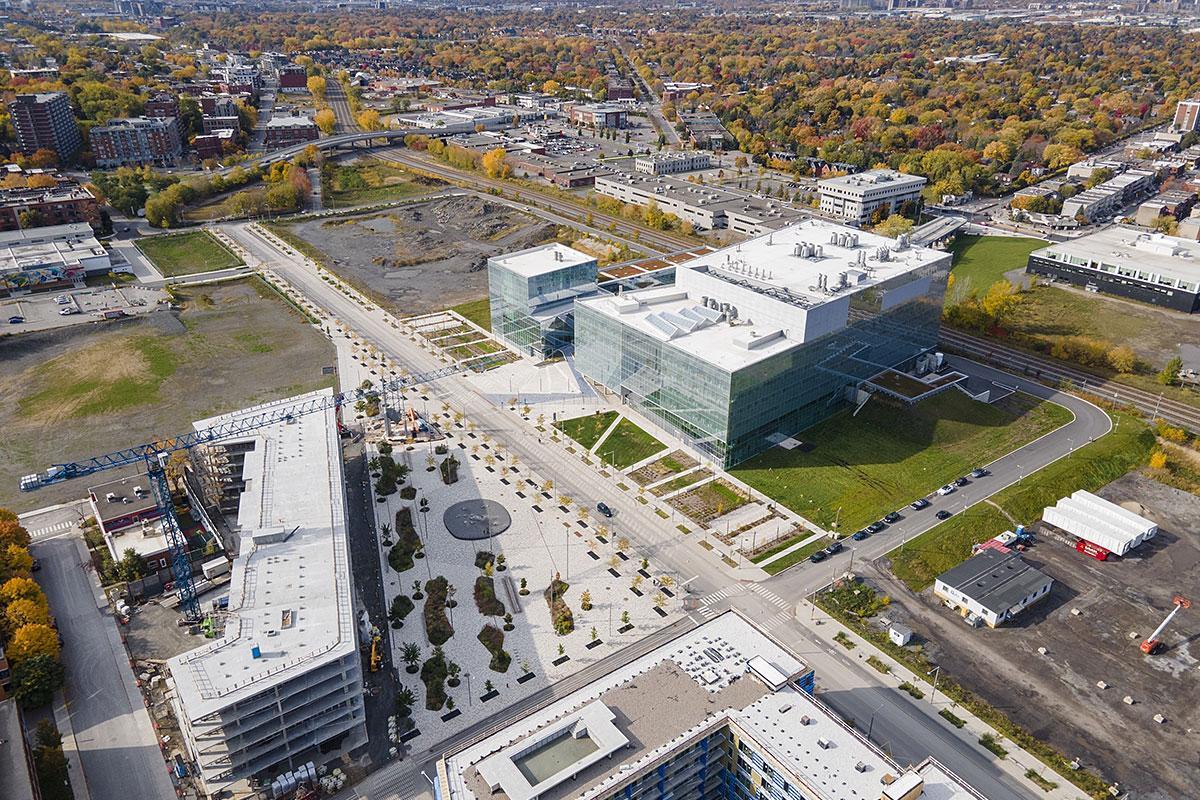 Vers la construction d'une nouvelle école dans Outremont ? Crédit : Office de consultation publique de Montréal