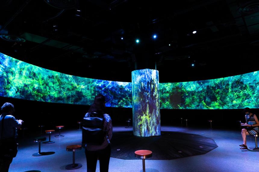 La Biosphère rouvre ses portes