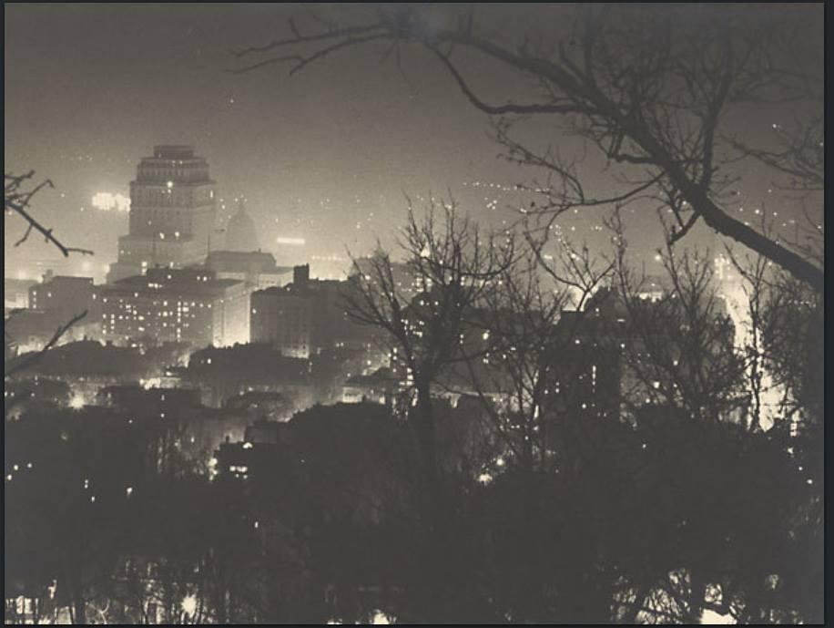 1940v de nuit du belvédère
